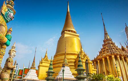King Palace Grand Palace Bangkok Editorial