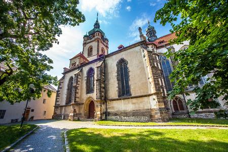 Castle Melnik in Bohemia Czech Republic