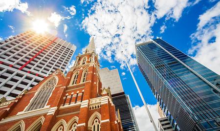 Albert Street Uniting Church Brisbane Queensland Australia