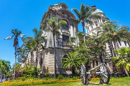 南アフリカダーバン市庁舎