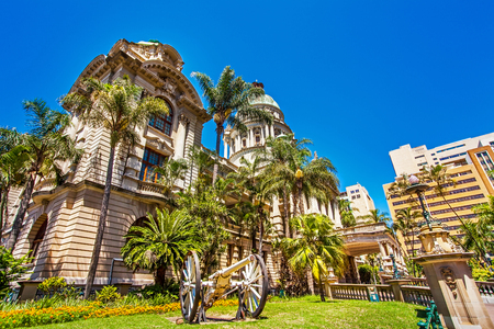 The City Hall in Durban South Africa