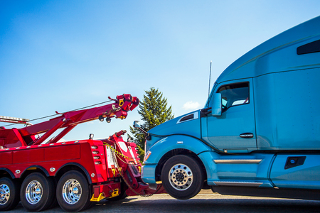 Riparazione camion e traino a Seattle Washington USA