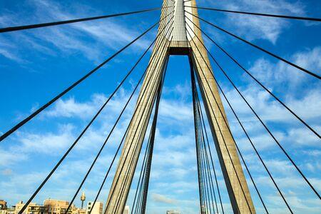 Anzac Bridge Sydney New South Wales Australia