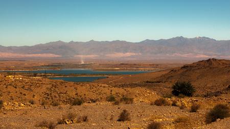 afrika: Oasis in Ouarzazate Stock Photo