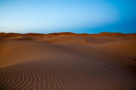 sahara: Sahara Desert, Merzouga, Marocco