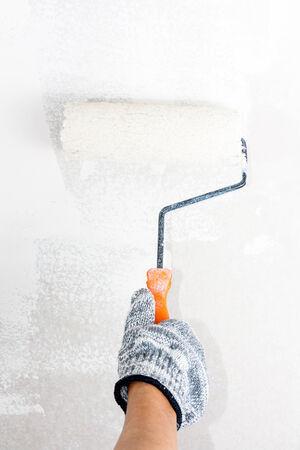 wall painter photo