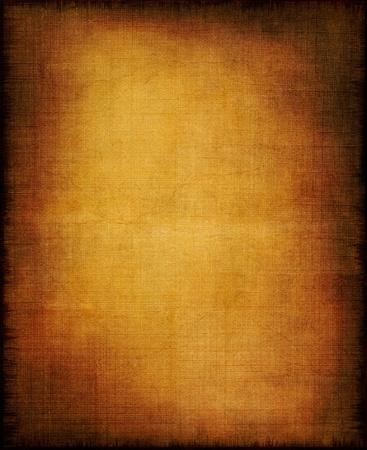 Un ancien article de tissu et de papier avec un effet center et vignette doré. Banque d'images - 9692222