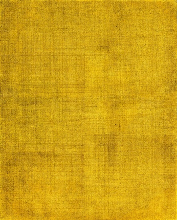 crosshatch: A vintage cloth book cover with a yellow-brown sceen pattern and grunge background textures. Stock Photo