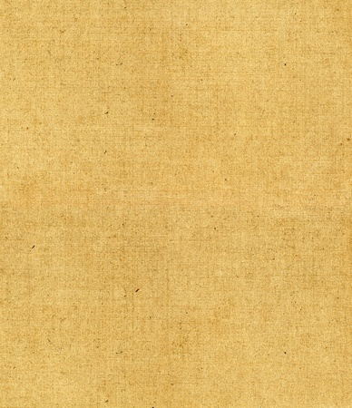 Old yellowed cloth with a woven texture. Stock Photo - 10089724