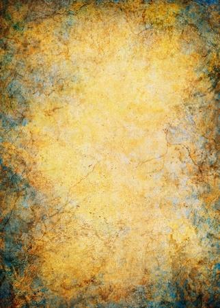 marbled: Uno sfondo di carta con i modelli d'epoca grunge marmo, crepe e texture.