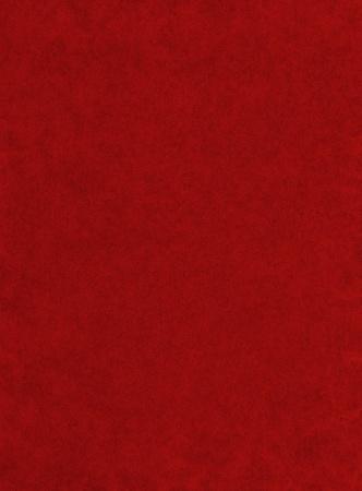 Een rood papier achtergrond met gevlekte textuur; enorme file.