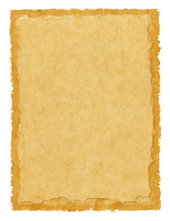 Old paper made to look like a stone tablet with a three-dimensional look and subtle crack lines. Imagens - 10358704
