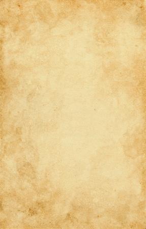 グランジ テクスチャ汚れと古い紙。