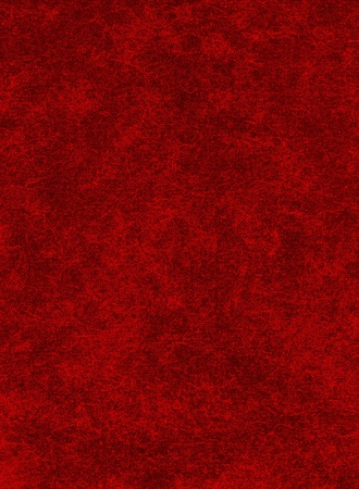 A red paper background with heavy texture patterns. photo