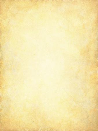 marbled: Uno sfondo di carta vintage con un centro luminoso e modelli grunge sottili e texture.
