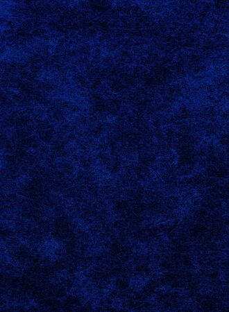 textured backgrounds: A blue on black background with heavy paper textures.