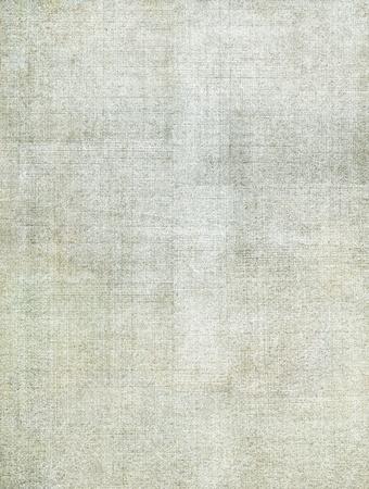 スクリーン パターンとグランジ背景テクスチャ ヴィンテージ布表紙。画像は非常に微妙な緑と茶色のトーンを持っています。