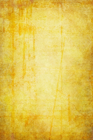 streak: A textured paper and metal background with grunge stains and streaks. Stock Photo