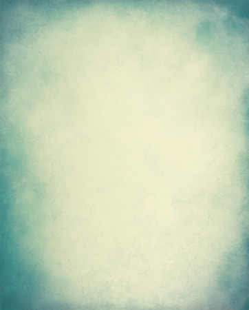 Fog and clouds overlaid onto a grunge paper background with cross-processed colors   Image displays a pleasing paper grain and texture at 100 percent  Stock Photo - 23924672