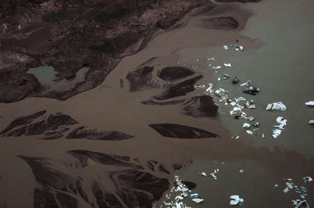 multiplicity: glacial breakoffs