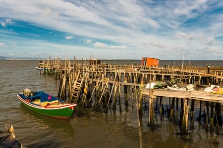 Carrasqueira ancient fishing port