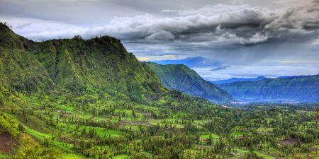East Java Scenery
