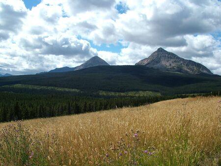 rocky mountains: Rocky Mountains in Montana