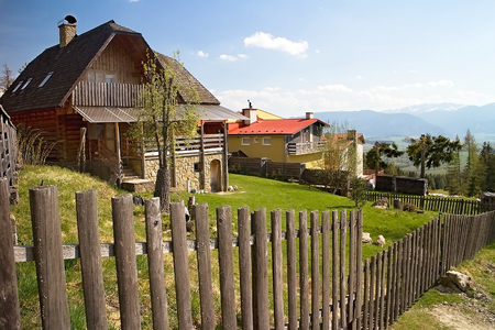 Western Tatras - cottages, chalets and guesthouses under Baranec. Imagens