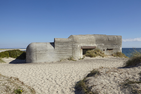 militarily: Some second Word War bunkers are built in the sand dunes near Skagen (Denmark, North Jutland) and the junction of Skagerrak (North Sea) and Kattegat (Baltic Sea). Editorial