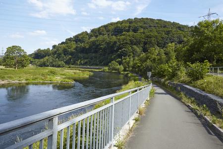 cycleway: