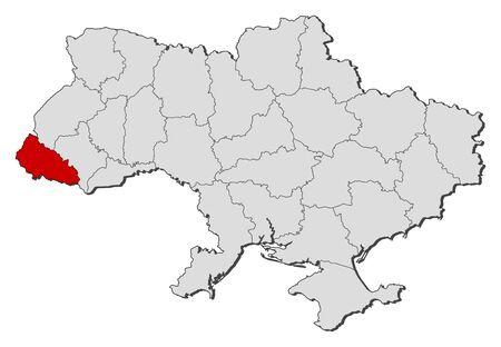 クリミア自治共和国は強調表示さ...