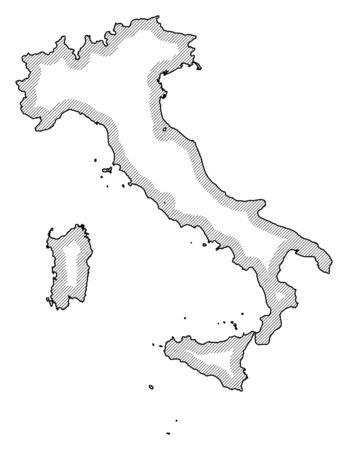 Spanien Karte Schwarz Weiß.Karte Von Dänemark Und Den Benachbarten Ländern In Schwarz Und Weiß