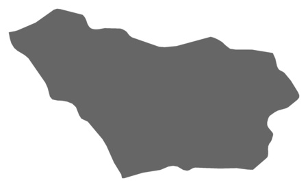 Map of Colonia, a province of Uruguay.