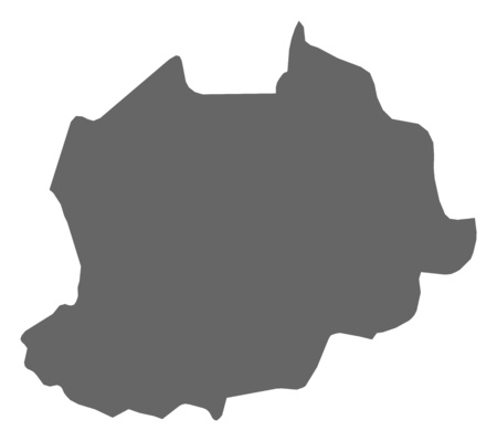northwest: Map of Northwest, a province of Cameroon.
