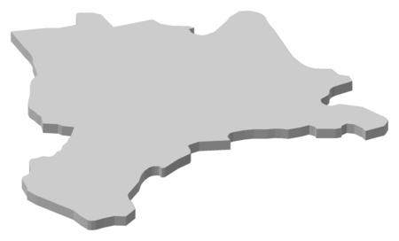 Map of Lucerne, a province of Swizerland.