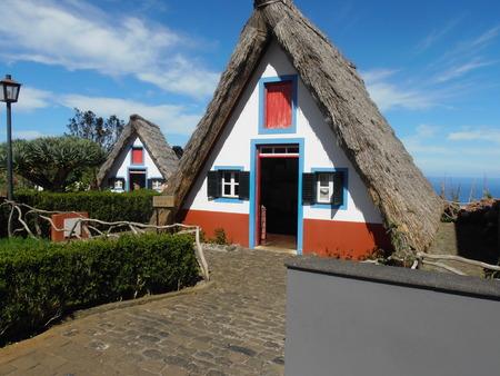 Santana in Madeira