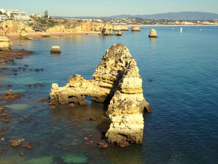 Algarve at Lagos Portugal
