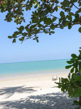 Sandy beach at Khao Lak