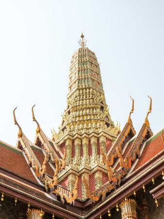 K�nigspalast in Bangkok Redakční