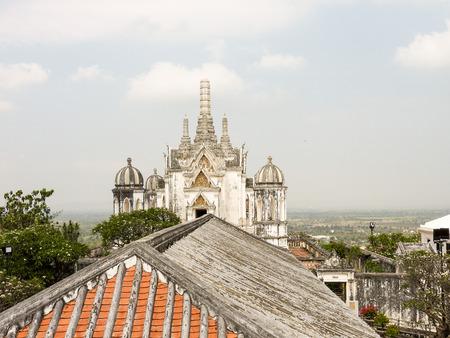Temple complex Phetchaburi