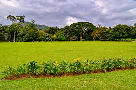 Kandy city in Sri Lanka Stock fotó