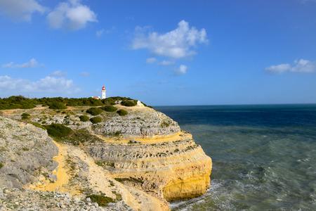 Algarve coast in Portugal Lagos, Faro, Albufeira