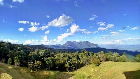 Doi Luang Mountain Фото со стока