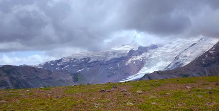 Summer at Mount Rainier National Park, Washington.