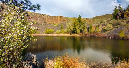 Scenic Nature Washington State - Northrup Canyon.