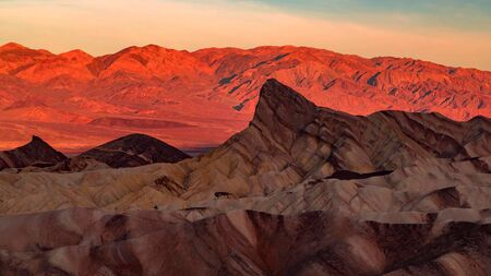 The landmarks and geologic wonder of Death Valley National Park Stock fotó - 130116100