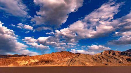 The landmarks and geologic wonder of Death Valley National Park Stock fotó - 130116232