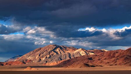 The landmarks and geologic wonder of Death Valley National Park Stock fotó
