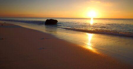 Kagoshima Prefecture Yoron Island Beach Stock fotó - 130116593