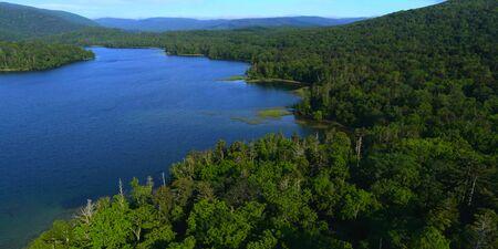 Kushiro City, Hokkaido, Shirautoro swamp and Kushiro wetlands